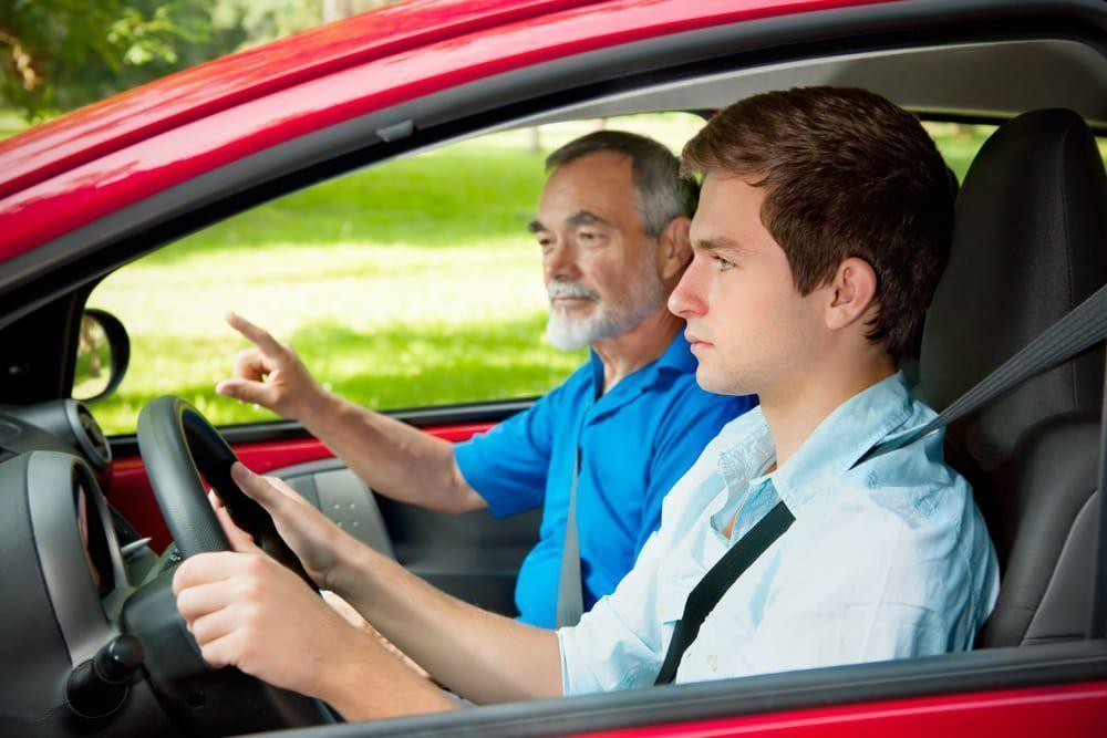Sacarse el carné de conducir es un propósito fantástico para estrenar septiembre